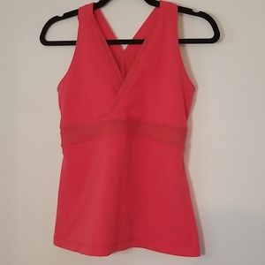 Like New Vintage Lululemon Deep V Athletic Tank